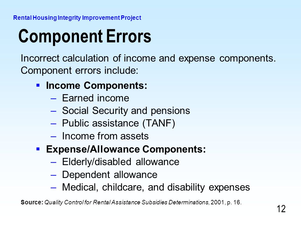 HUD'S RENTAL HOUSING INTEGRITY IMPROVEMENT PROJECT (RHIIP) - ppt