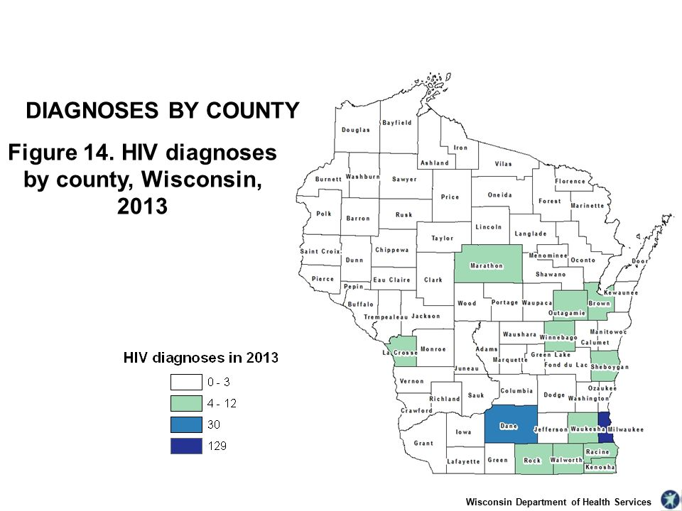 Wisconsin Department of Health Services Figure 14.