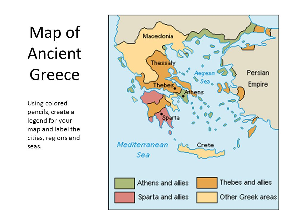 Ancient Greece Map With Cities.Geography Of Sparta And Athens Map Of Ancient Athens What Do You