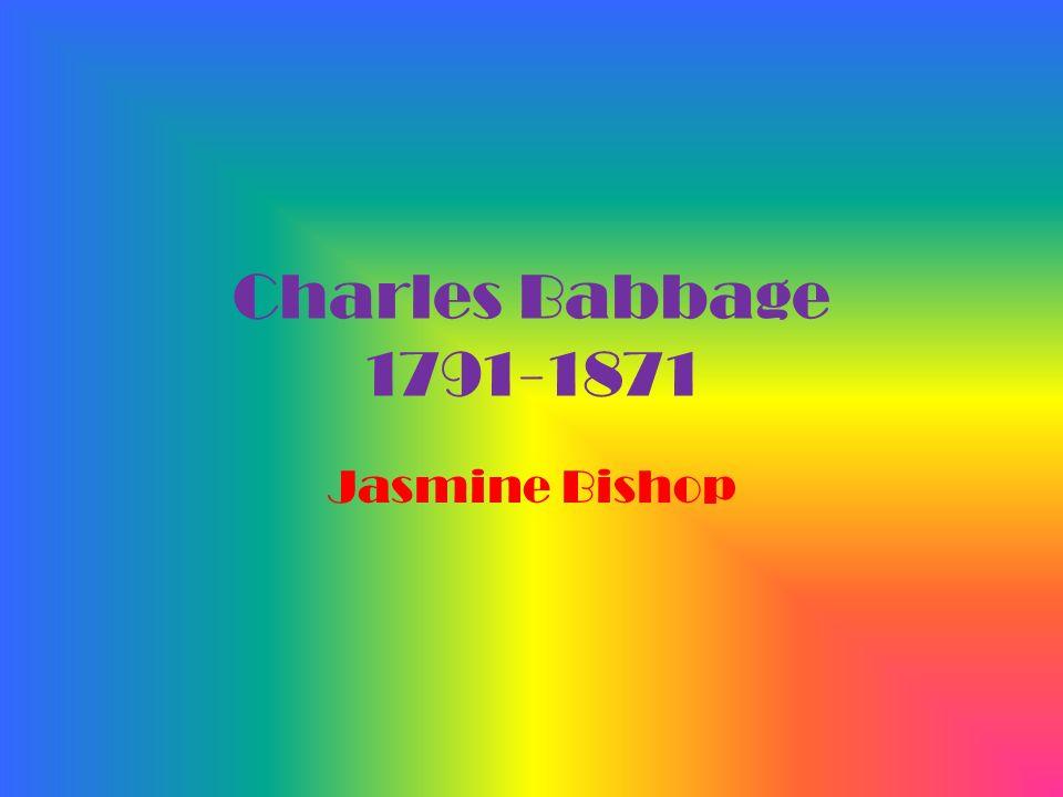 charles babbage childhood