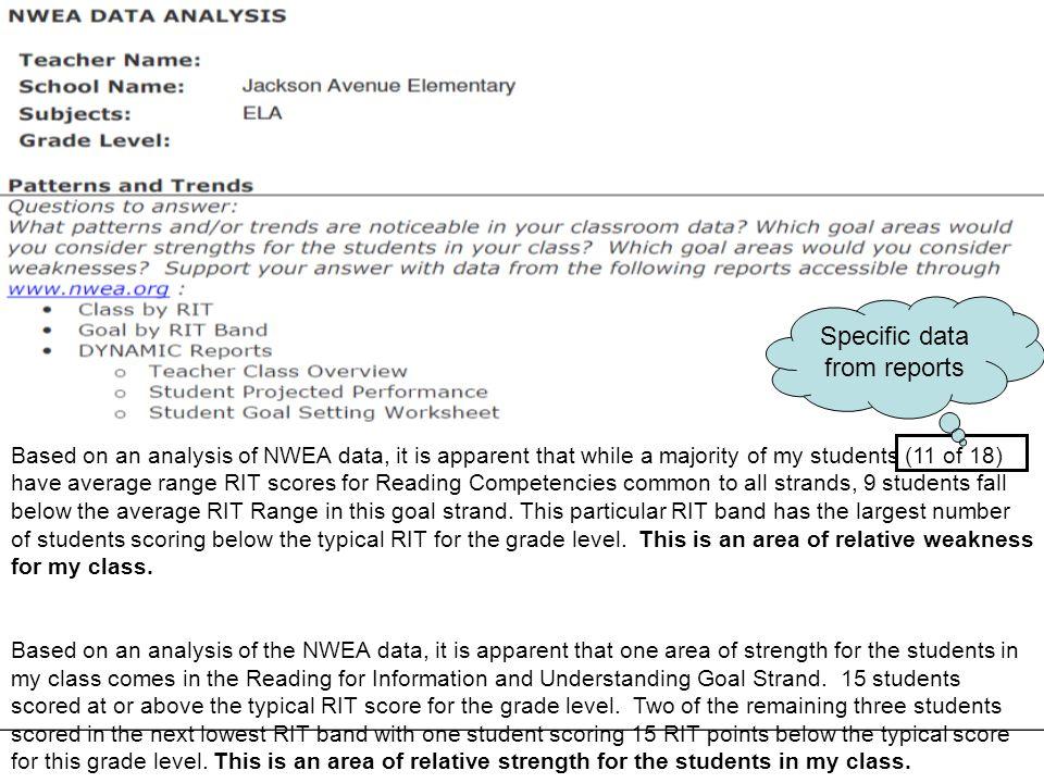 NWEA Next Steps November Faculty Meeting November 12, ppt download