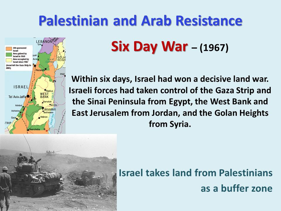 Six Day War Six Day War 1967 Within Six Days Israel Had