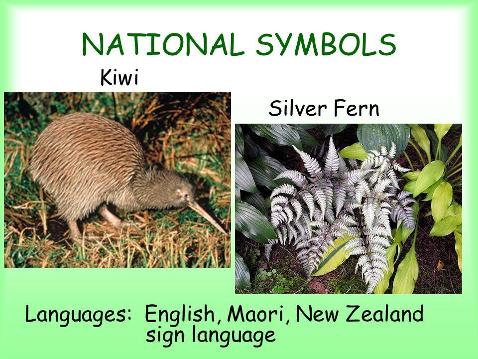 NEW ZEALAND  THE FLAG Anthem: God, Defend New Zealand  - ppt