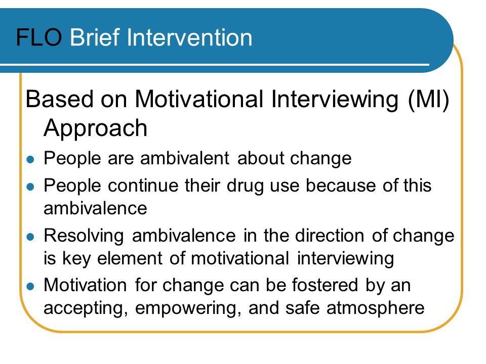 Brief Intervention May Prevent >> Screening Brief Intervention And Referral To Treatment