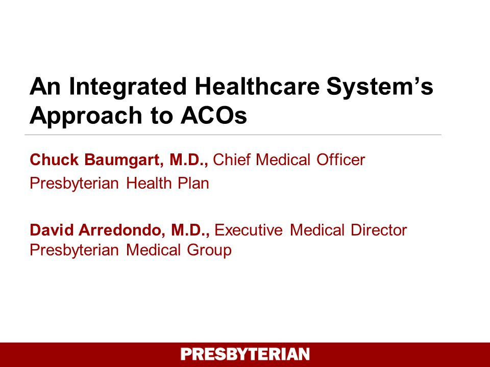 integrated health care system A managed care system in the united states that includes a hospital organization that provides acute patient care, a multispecialty medical care delivery system, the capability of contracting for any.