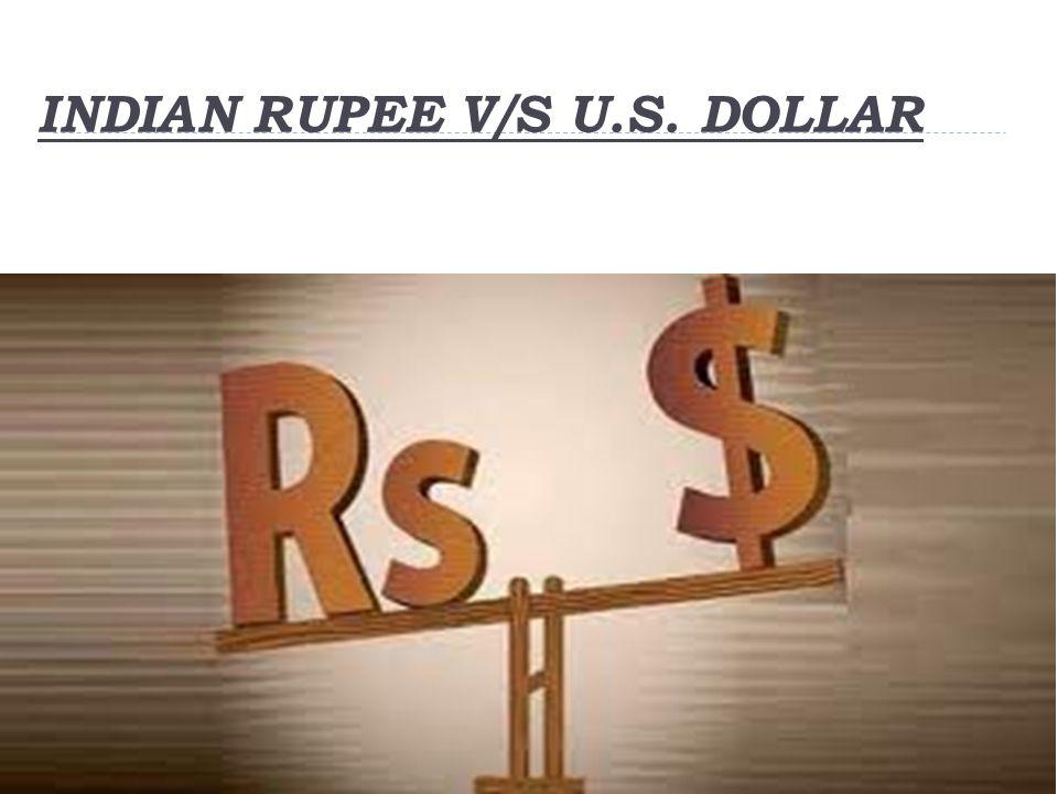 1 Indian Ru V S U Dollar