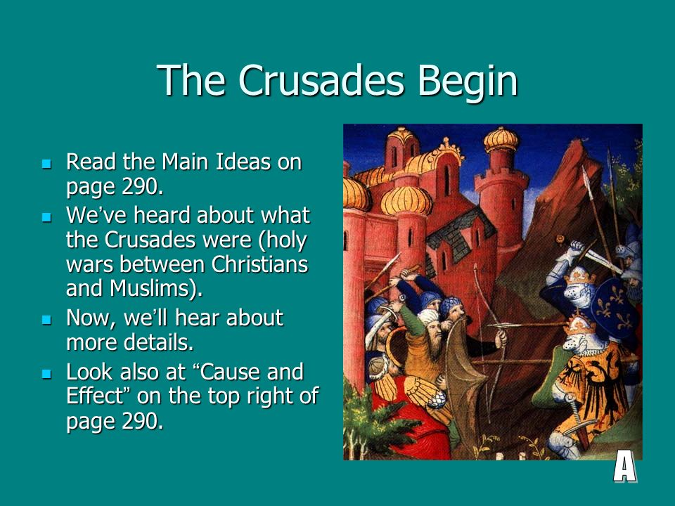 the crusades were religious wars