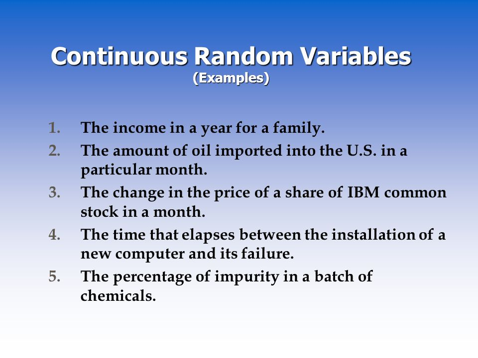 Chapter 5 Discrete Random Variables And Probability Distributions