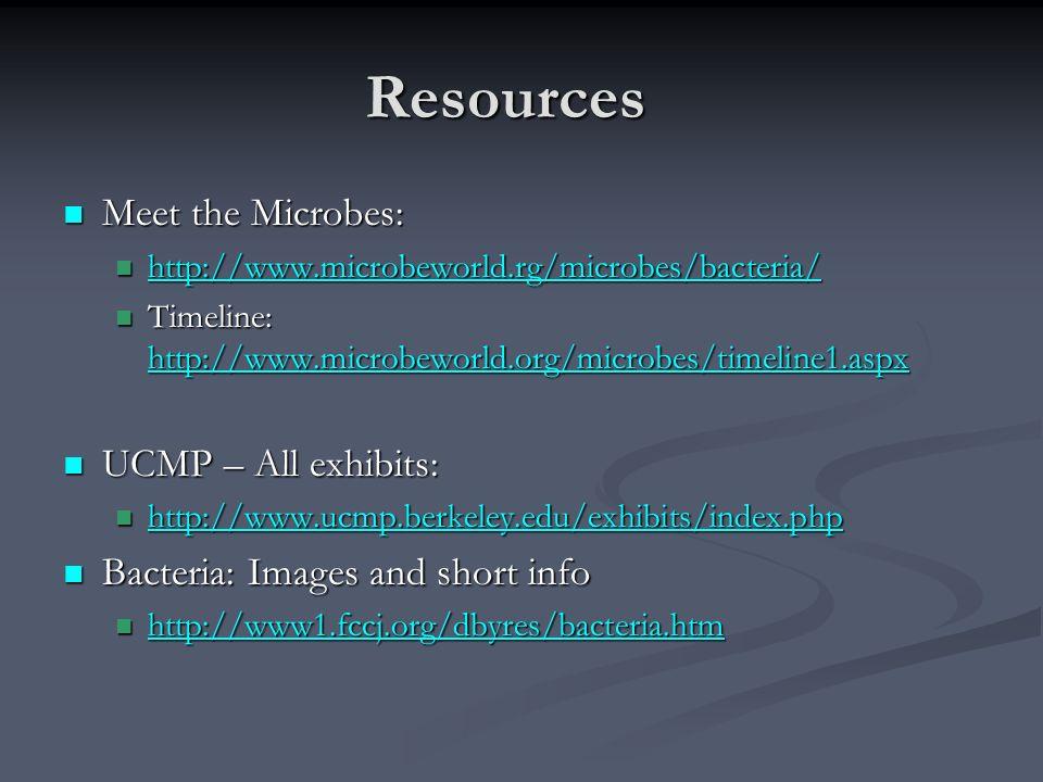 www ucmp berkeley edu bacteria bacterialh html