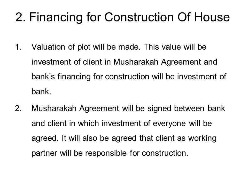 Islamic Modes Of Financing Diminishing Musharakah Ppt Download