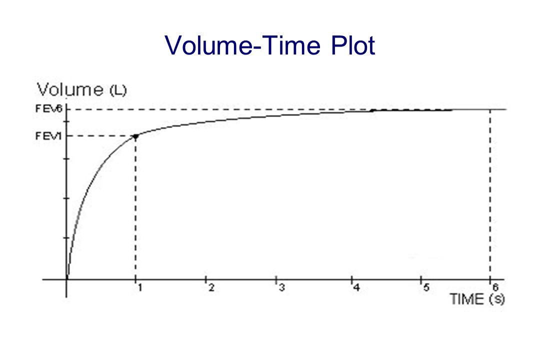 Volume-Time Plot