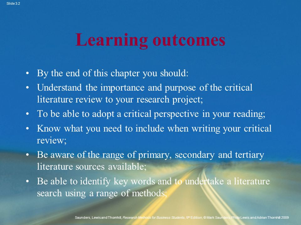 research methods for business students ebook