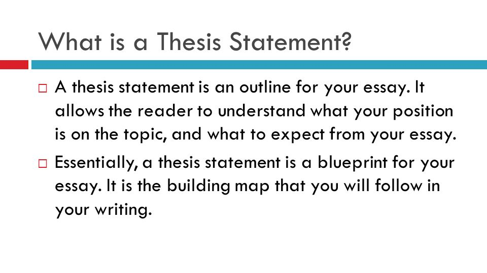 thesis statement synthesis creating a thesis that concretely  what is a thesis statement  a thesis statement is an outline for your  essay