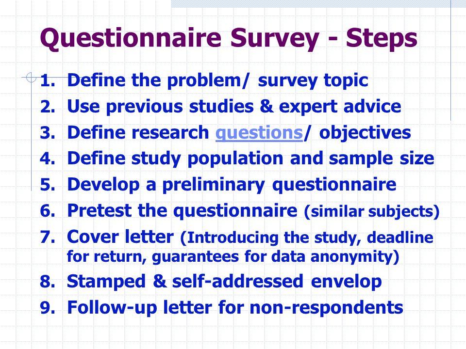 Quantitative Research. Contents Quantitative research Questionnaire ...