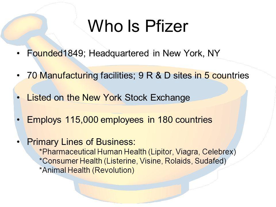 Pfizer, Inc  Animal Health Products Janet Glidden Karyn