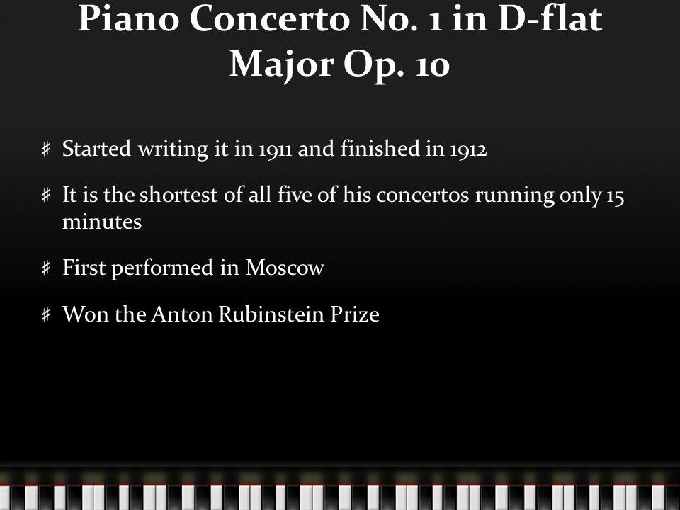Sergei Prokofiev Sean Thorpe Music A Tale of a Real Man Born