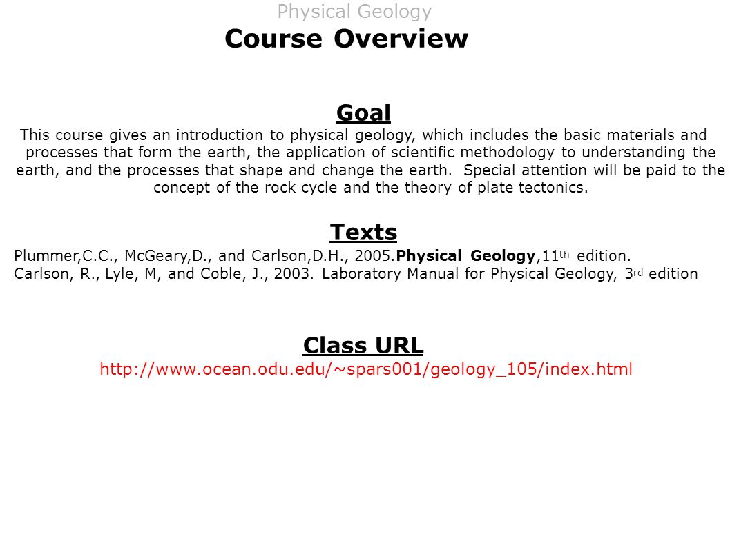 Lecture 1 course introduction and geology of the chesapeake bay goal this course gives an introduction to physical geology which includes the basic materials and fandeluxe Gallery