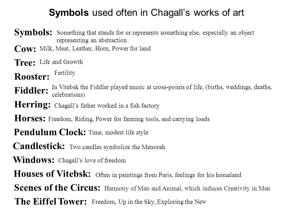 Marc Chagall Marc Chagall Is By Many Standards One Of The Most