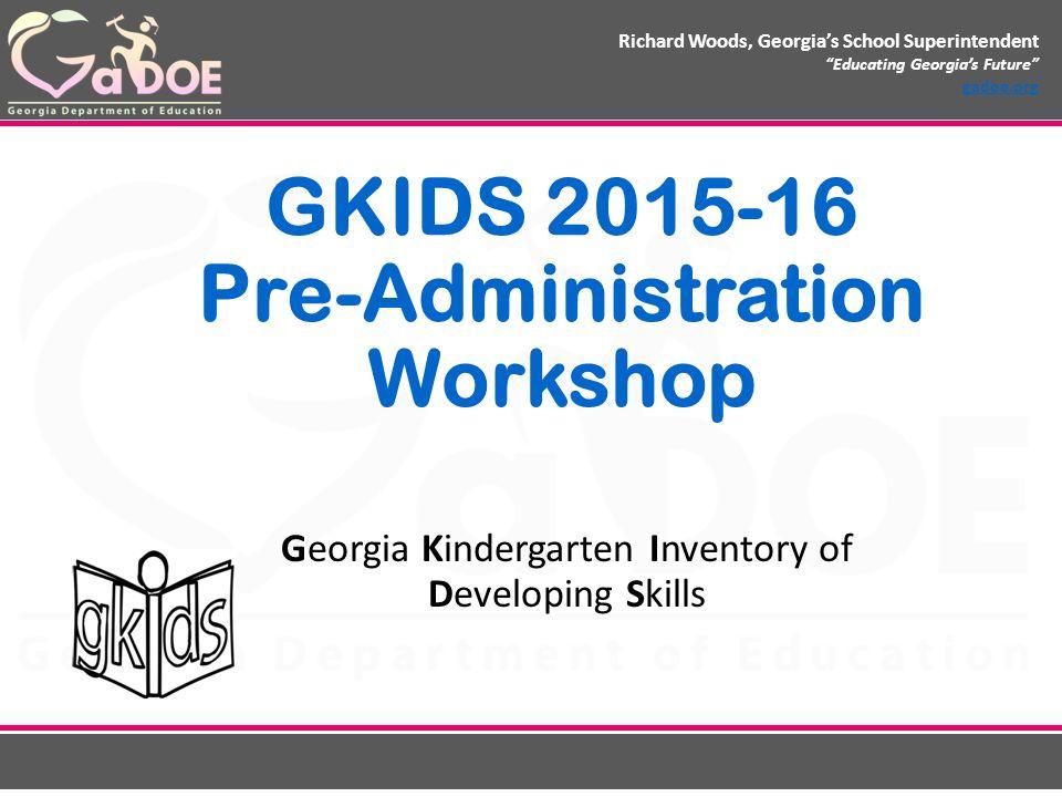 richard woods georgia s school superintendent u201ceducating georgia s rh slideplayer com gkids manual 2017 2018 gkids manual 2016 17