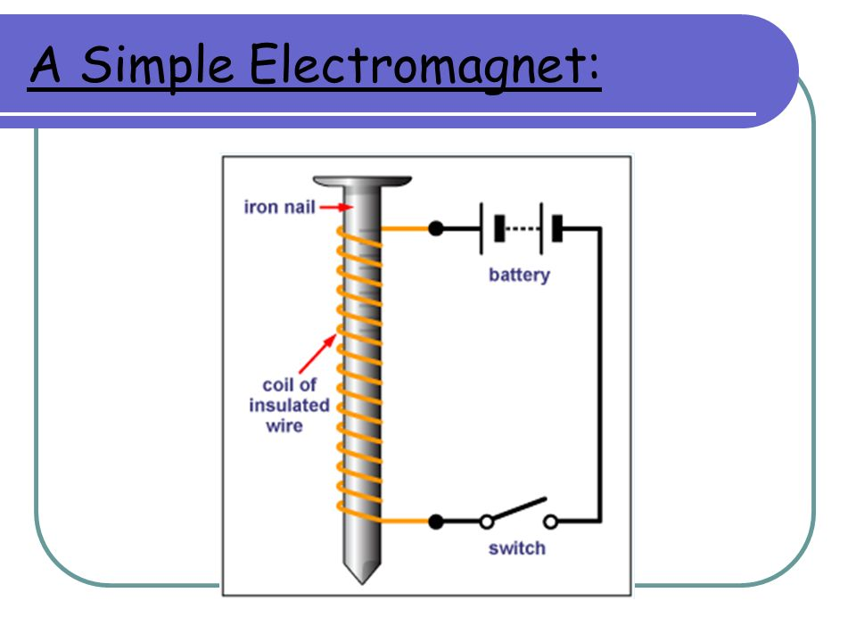 Electromagnets there are two ways to make an electromagnet stronger increasing the number of coils increasing the amount of current