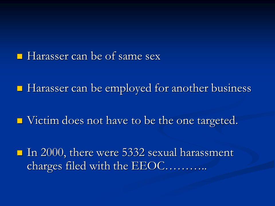 Quid pro quo sexual harassment eeoc guidelines