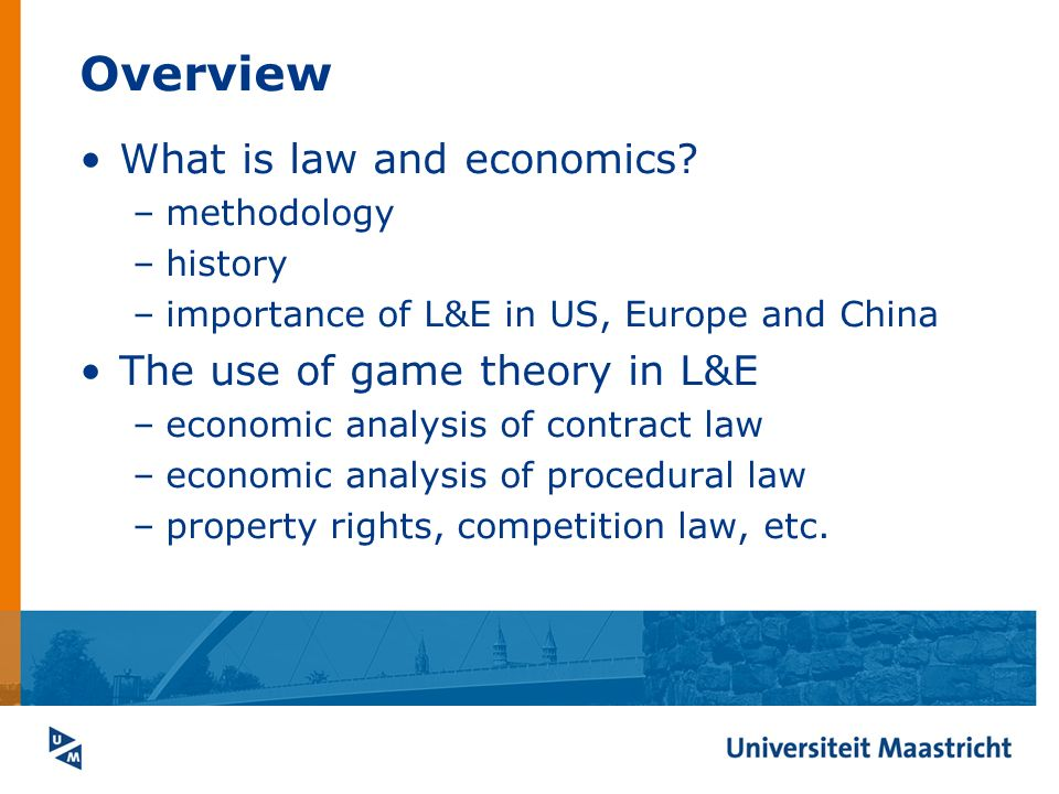 importance of game theory in economics