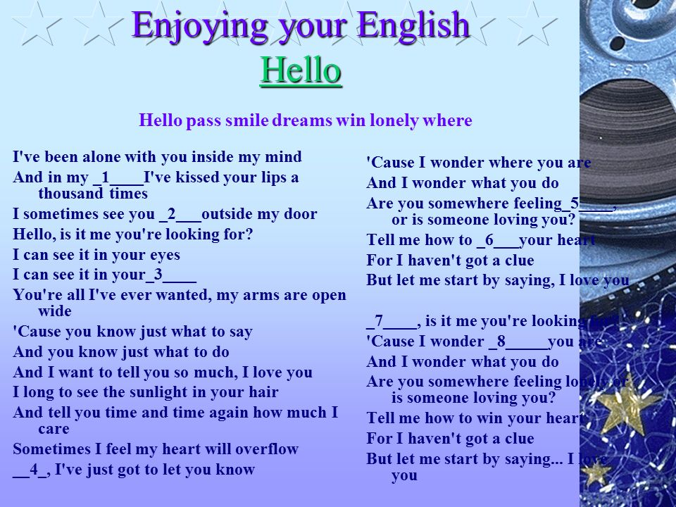 Unit 1 Expressions Of Greeting Welcome To English Listening Ppt