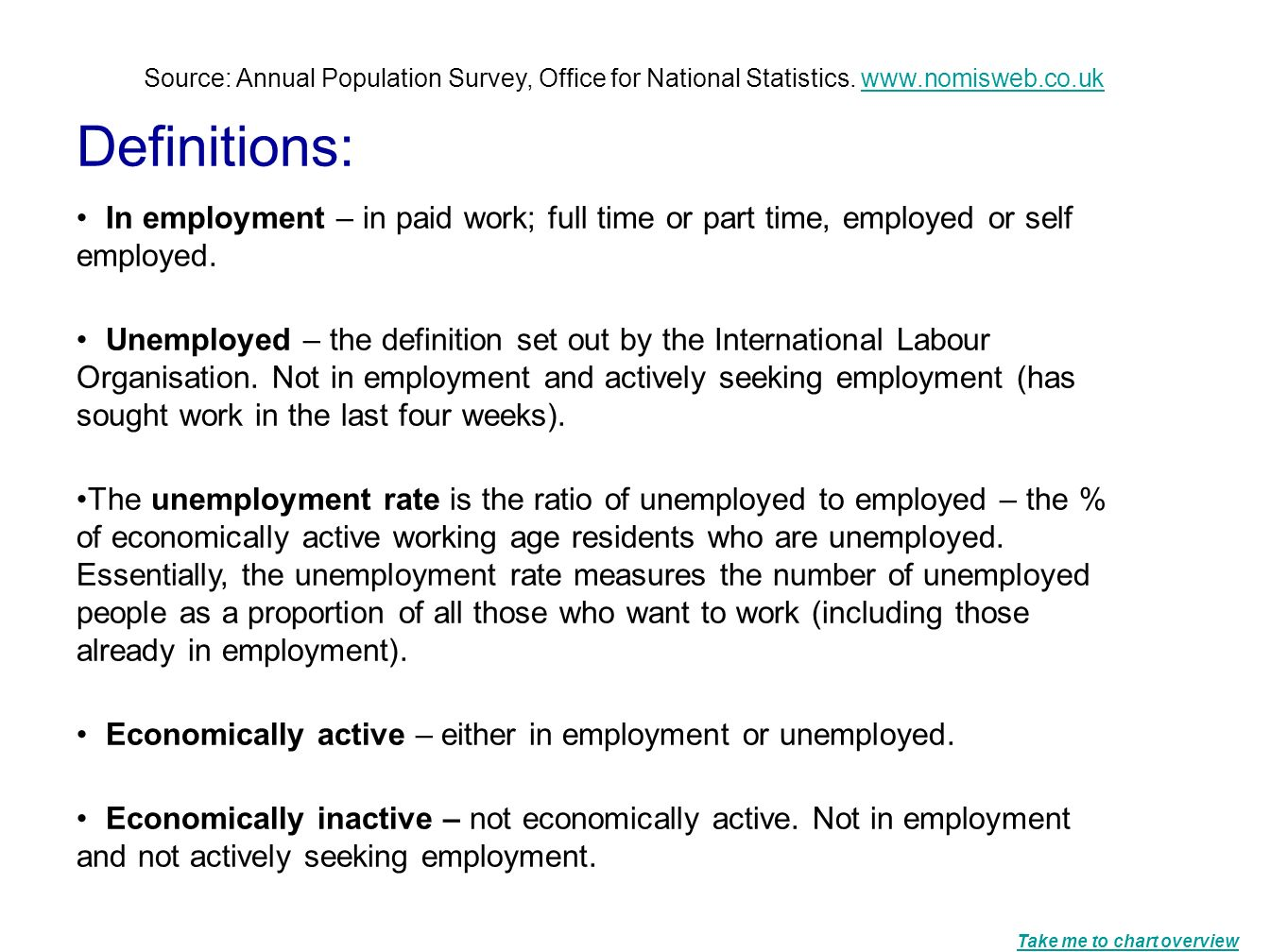 employment, unemployment and economic activity coventry working age