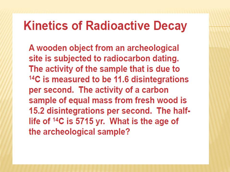 radioactive dating adalah