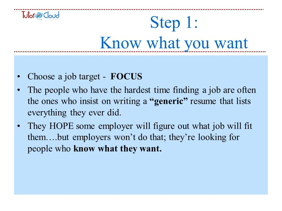 TIPS FOR RESUME WRITING. Primary Purpose A resume will get you ...