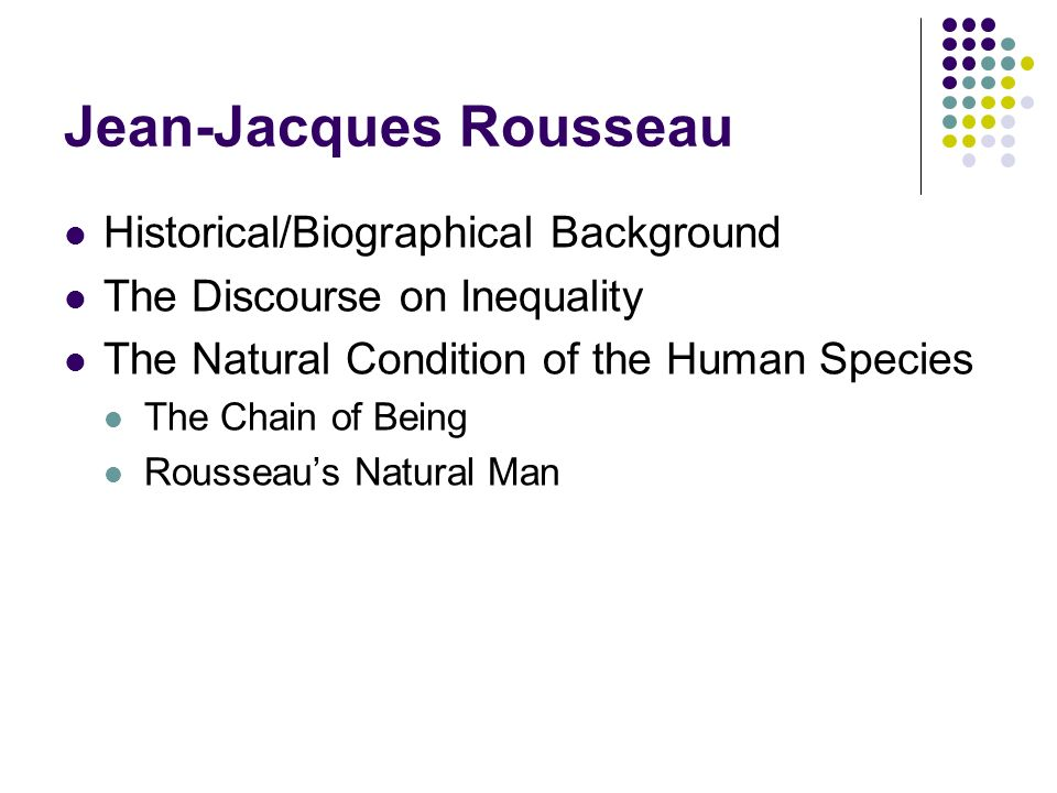 rousseau discourse on inequality quotes