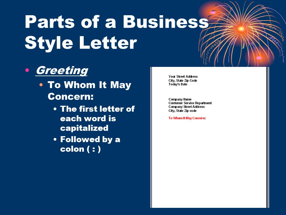 To Whom It May Concern Letter Capitalization from images.slideplayer.com