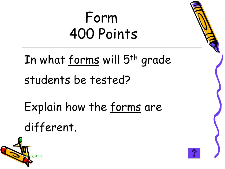 Categories Form 300 Points False An article can also be written in paragraph form.