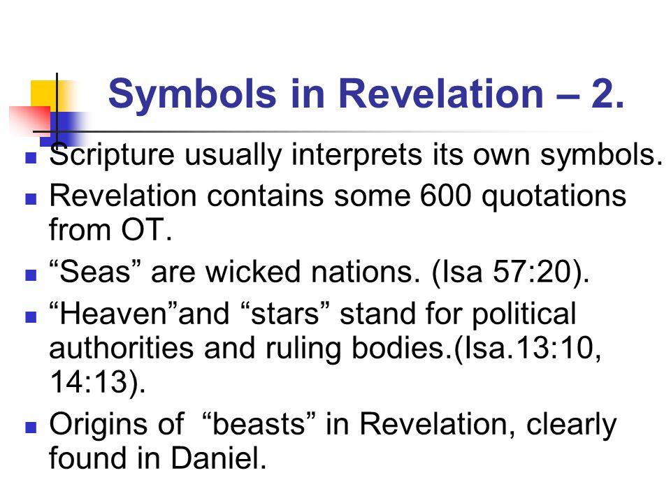 Keys To Revelation Centres On Second Coming Of Jesus Revelation