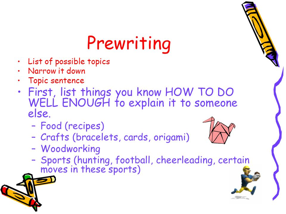Process writing explanatory essays or how to essays ppt download