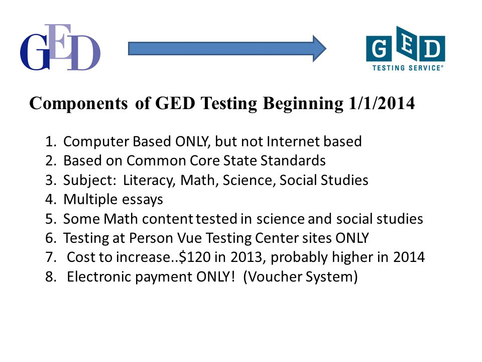 texas ged 2014 essay examples