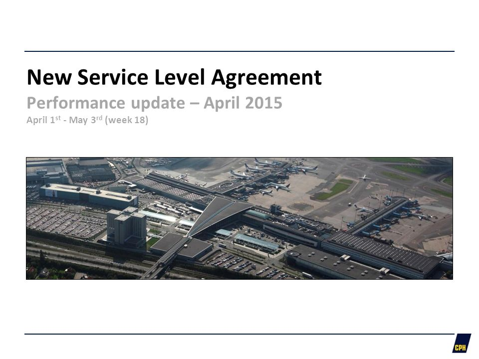Cph Strategy Capacity New Service Level Agreement Performance