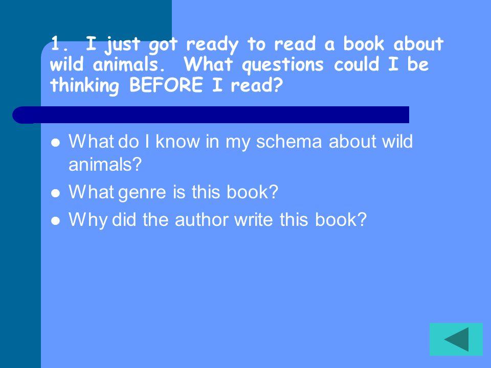Twenty Questions Subject: Questioning! ~Twenty Questions
