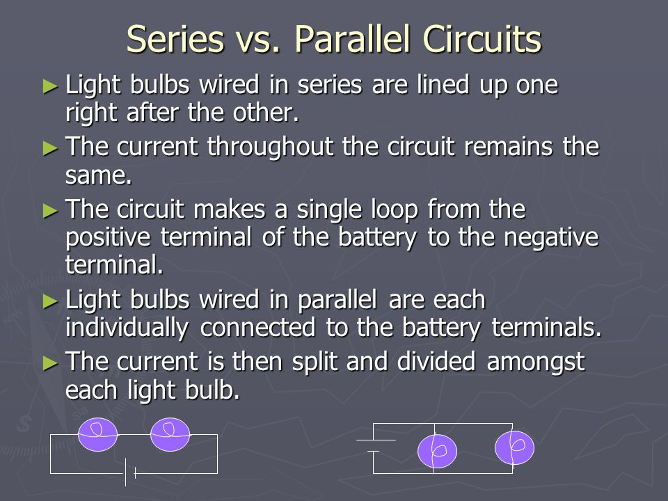Stupendous Lesson23 Topic Simple Circuits Objectives After This Class I Wiring 101 Cranwise Assnl