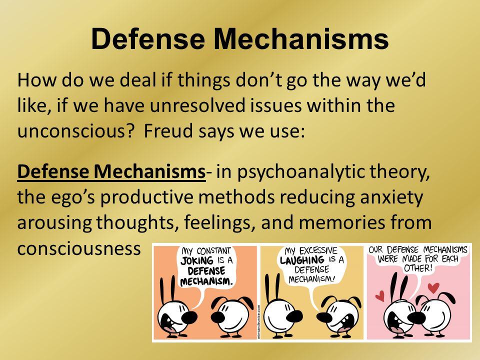 Theories Of Personality Sigmund Freud Psychoanalytic Theory