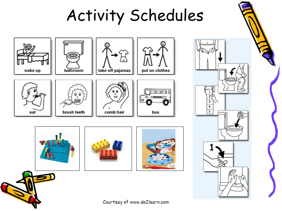 Teaching independent behavior with activity schedules to children.