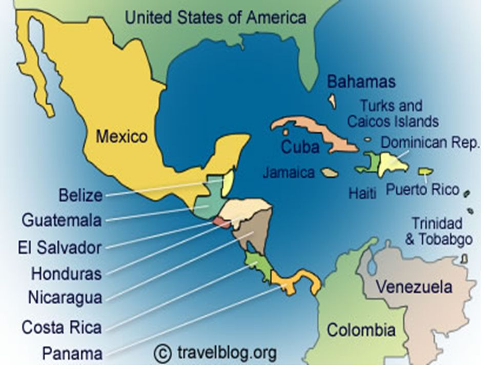 CHAPTER 11 CENTRAL AMERICA & THE CARIBBEAN - ppt video online download