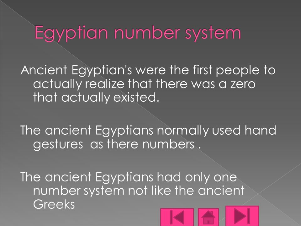 Most Ancients Used Symbol Or Letters As There Numbers Like Greeks