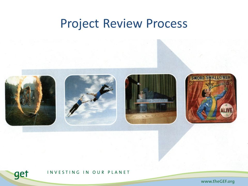Project Review Process