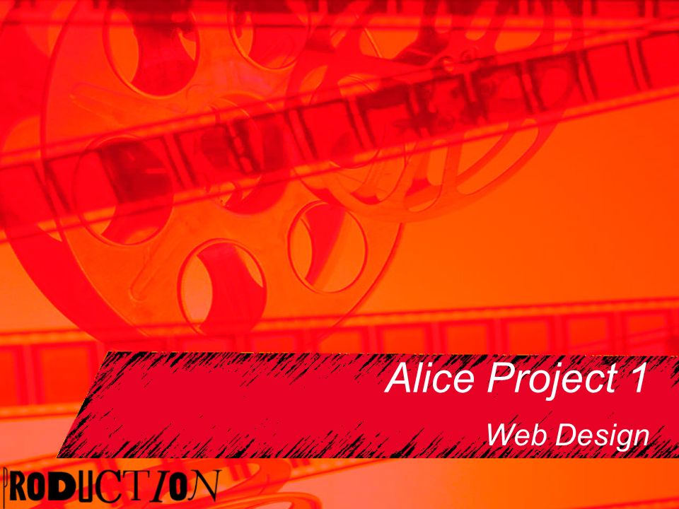 Alice project 1 web design electronic greeting card or music video 1 alice project 1 web design m4hsunfo