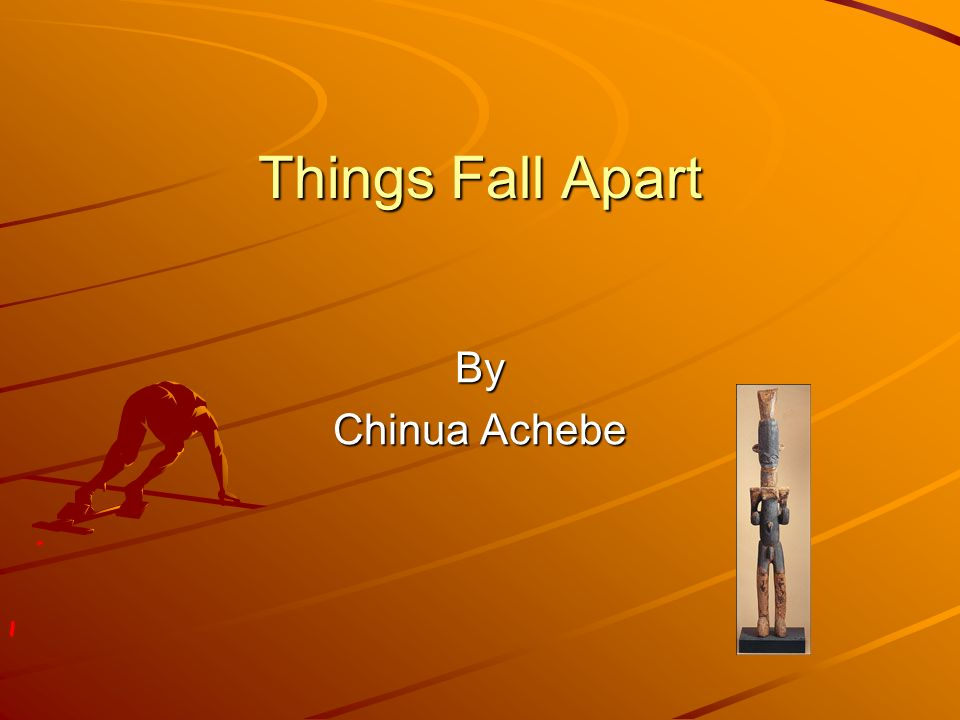 an analysis of okonkwo a character in the novel things fall apart by chinua achebe Unoka - okonkwo's father, of whom okonkwo has been ashamed since childhood by the standards of the clan, unoka was a coward and a spendthrift by the standards of the clan, unoka was a coward and a spendthrift.