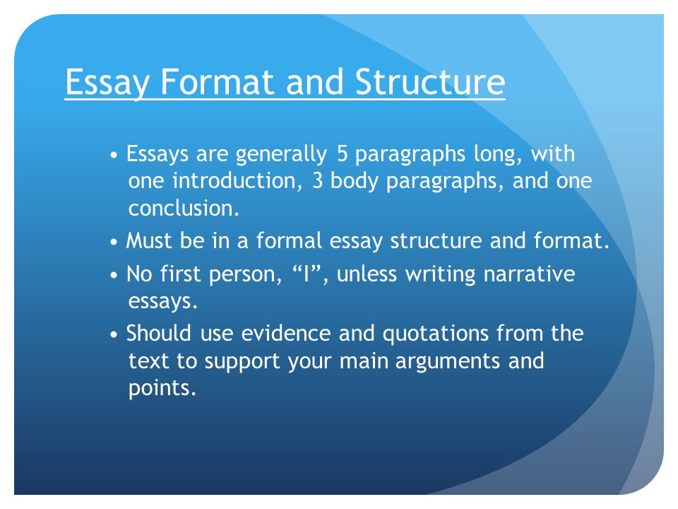 Essay Structure And Format Essay Format And Structure Essays Are   Essay  Essay On Health also Modest Proposal Essay Ideas  Topics For Argumentative Essays For High School