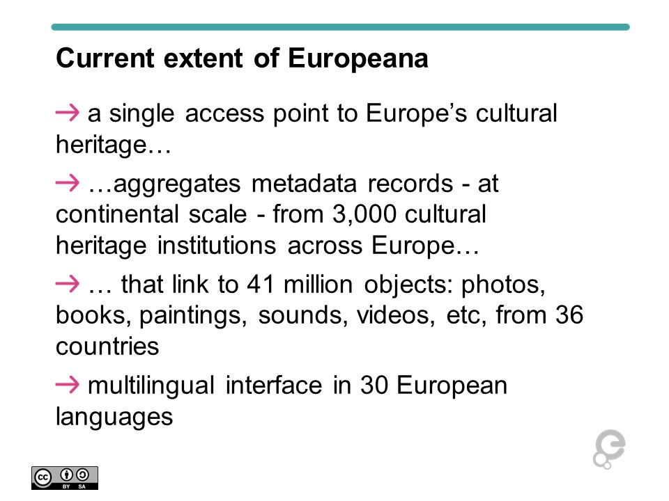 Europeana Sounds – Uniting the sounds of Europe Richard Ranft (British Library) Zane Grosa (National Library of Latvia) IASA Nordic conference, 26 May 2015, Copenhagen
