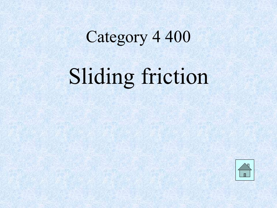 Category Sliding friction