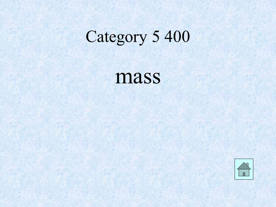 Category mass